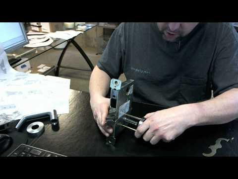 Schlage L9080 06A Storeroom Function Mortise Lock