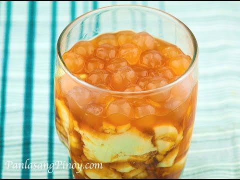 SOBRANG EASY!  Homemade Taho - Panlasang Pinoy