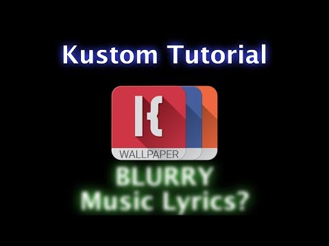Kustom Question - Blurry Music Lyrics