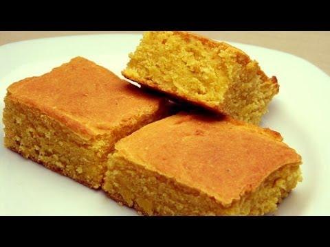 Easy Cornbread Recipe | How to make Corn Bread
