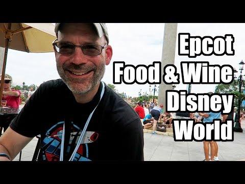 Green Lip Mussels & more! Epcot Food & Wine Festival Walt Disney World, October 2017, Day 3, Part 2!