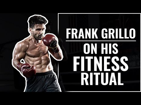 Frank Grillo | His Fitness Ritual On Staying In Shape | Box 'n Life Podcast | #39