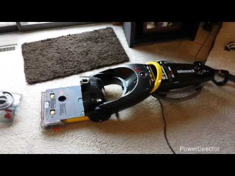 BISSELL Pro Heat 2x Carpet Cleaner - Deep cleaning DEMO