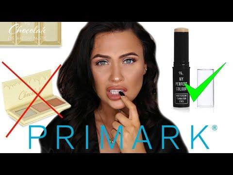 FAIL! Full Face Testing PRIMARK Makeup