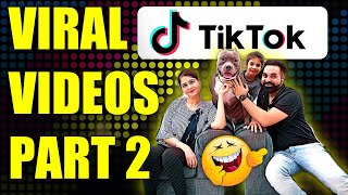 We are back with Our Best Funny Viral Videos from Tik Tok India | Harpreet SDC | Dog videos