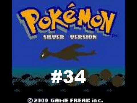Let's Play Pokémon Silver: HM02 Fly! (Episode 34)