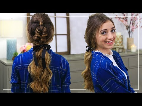 How to Create a Fishtail Pony | Cute Girls Hairstyles
