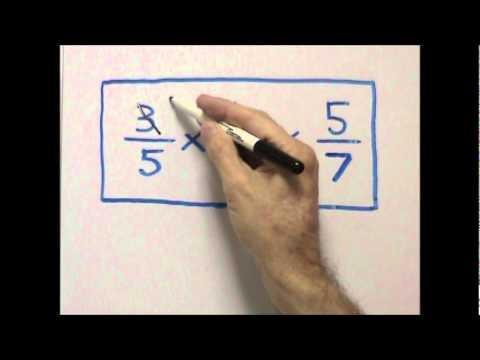 Multiplying 3 Fractions