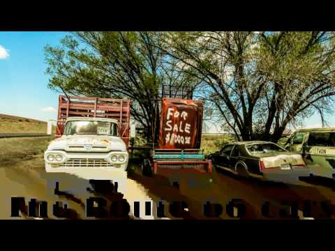 THE ROUTE 66 CARS