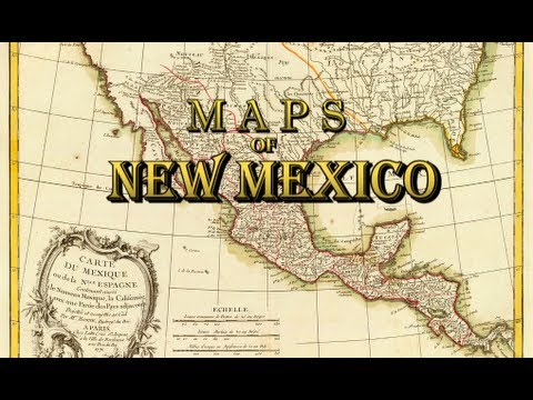 MOMENTS IN TIME | Maps of New Mexico | New Mexico PBS
