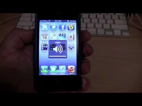 iPhone 4S ringer volume issue