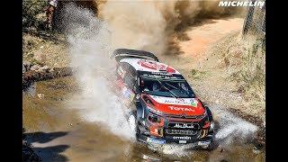 Shakedown - 2018 WRC Rally Mexico - Michelin Motorsport