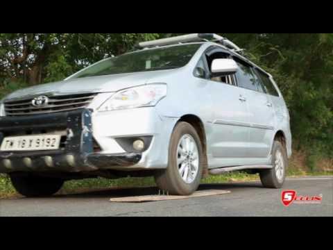 Multi Puncture Test in SUV