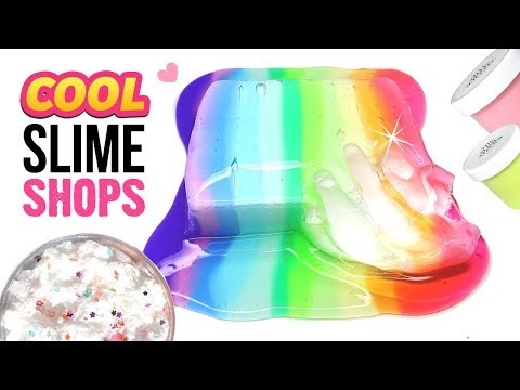 14 SATISFYING SLIME REVIEWS!!! Instagram Sellers, Big Online Shops, Toy Brands and More!