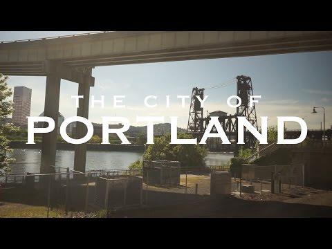 ポートランドに行ってきた!No.1 ☆ The City of PORTLAND #1
