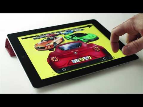 Top Gear Magazine : iPad Edition - Bringing it to life