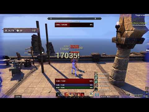 ESO Summerset - 34.1k Bash Only Parse