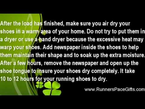 Cleaning Secrets: Running Shoes! (How to Get Your Shoes Cleaner, Whiter & Brighter!) Clean