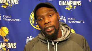 Kevin Durant on win over 76ers, plying Ben Simmons & Joel Embiid and Twitter trash talk | ESPN