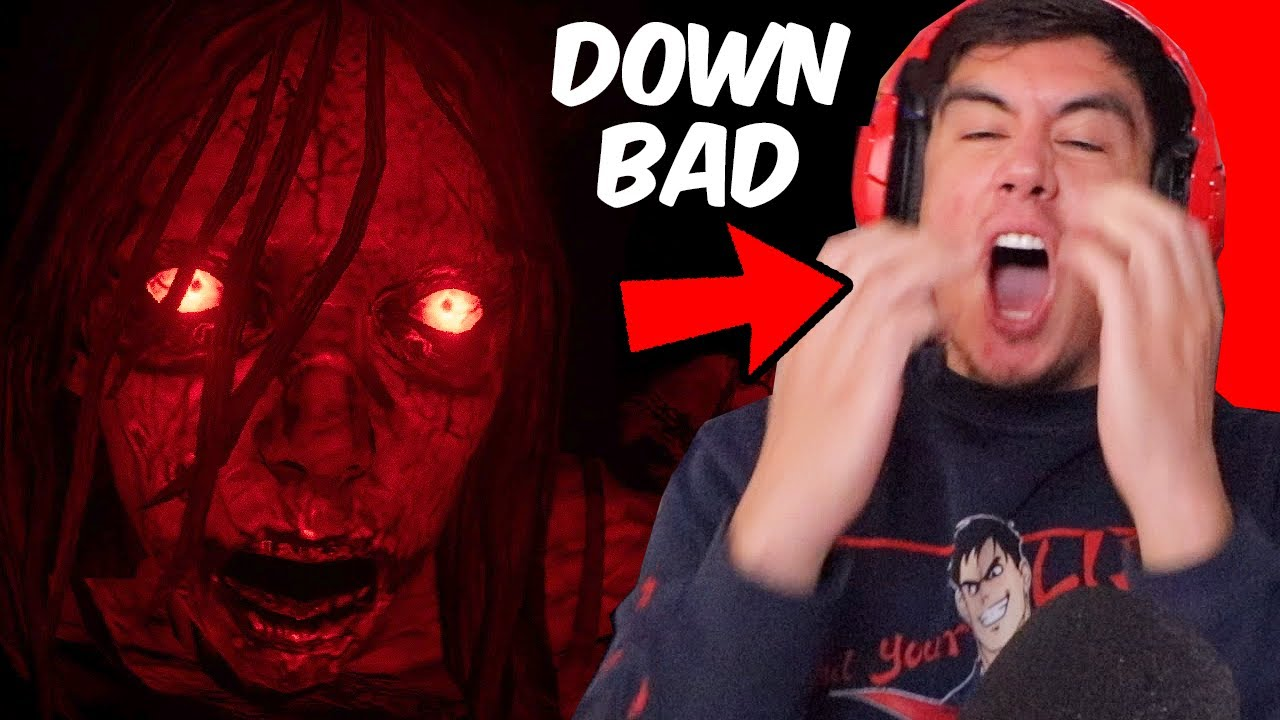 3 SCARY GAMES WITH JUMPSCARES THAT SHOULD NOT HAVE MADE ME SCREAM THIS LOUD | Free Random Games
