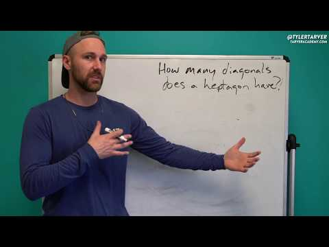 Diagonals of Heptagons | Problem of the Day #90