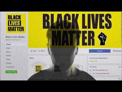 White Man Ran Biggest 'Black Lives Matter' Facebook Page And Profited Over 6 Figures