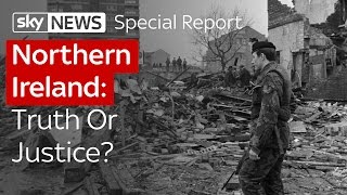 Northern Ireland: Truth Or Justice?