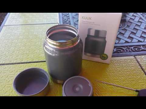 Kuuk Thermos Review