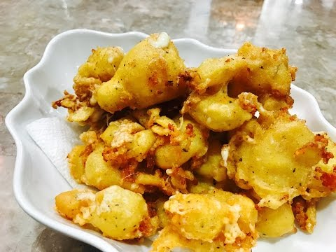Delicious Homemade Cheese Curds with Raihana''s Cuisines