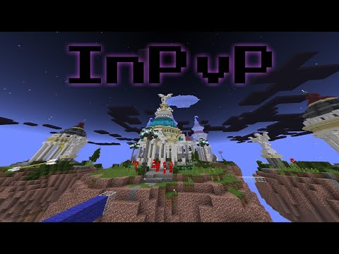 TowerWars! (Minecraft InPvP New MiniGame)