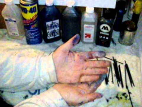 REKON  how to: MAKE YOUR OWN INK