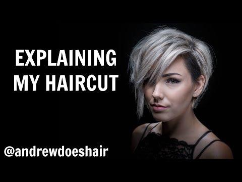 I CUT MY HAIR SHORT!! | 360 explanation