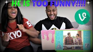 DAVID LOPEZ VINE COMPILATION REACTION!!!!