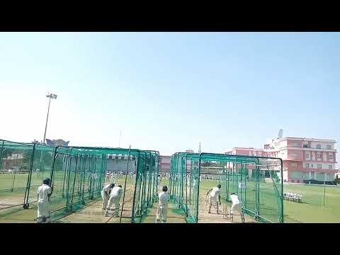 Rajasthan u-23 trial at Rca academy  SMS stadium jaipur  