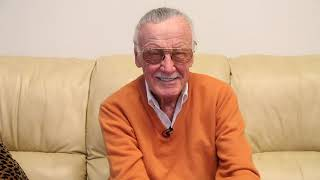 "EXCLUSIVE! UnSeen footage of ""Stan Lee"""