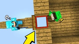 THE BEST TRAP EVER IN MINECRAFT... (Minecraft Trolling)