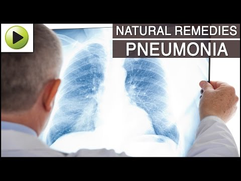 Pneumonia - Natural Ayurvedic Home Remedies