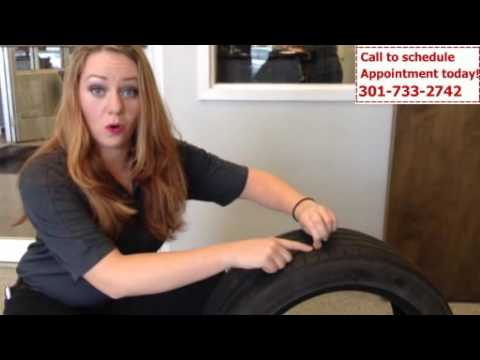 Measuring Tire Tread Depth with a Coin- Massey Hyundai Hagerstown MD 21740