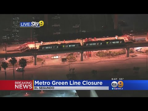 5 Green Metro Stations Closed Until April To Connect To Crenshaw/LAX Line