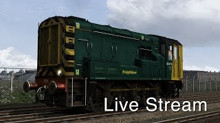 Train Simulator 2018: High Speed | Shunting | GWR Night Riviera