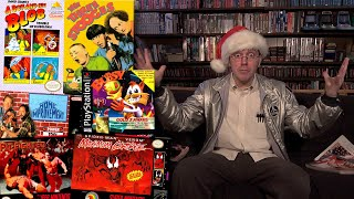 "Wish List ""Part 2"" - Angry Video Game Nerd - Episode 117"