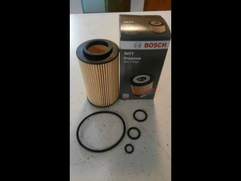 2010 Ml-350 Oil filter with 4 - O-Rings