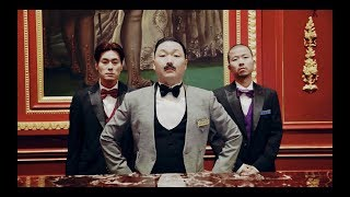 Download PSY - 'New Face' M/V