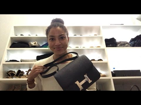 ba6327493e03 Hermes Constance Review   What Fits Inside PLUS What s in my Bag