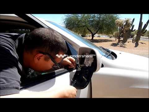 Lexus Mirror Repair