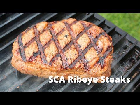 SCA Ribeye Steaks | How to cook a Ribeye Steak for Steak Contests