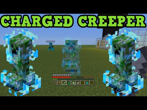 Minecraft Xbox 360 + PS3 - RAREST, MOST DANGEROUS MOB