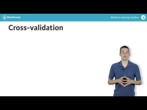 R tutorial: Cross-validation