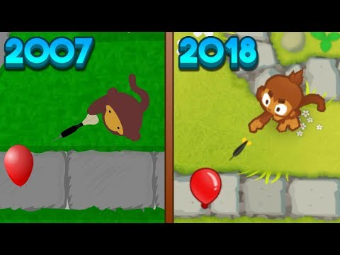 Download Evolution Of Bloons Tower Defense (2007-2018)