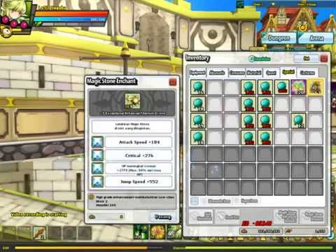 how to socket V2 by Momoka [elsword id]